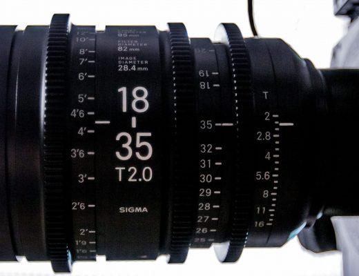 Sigma Cine Zoom
