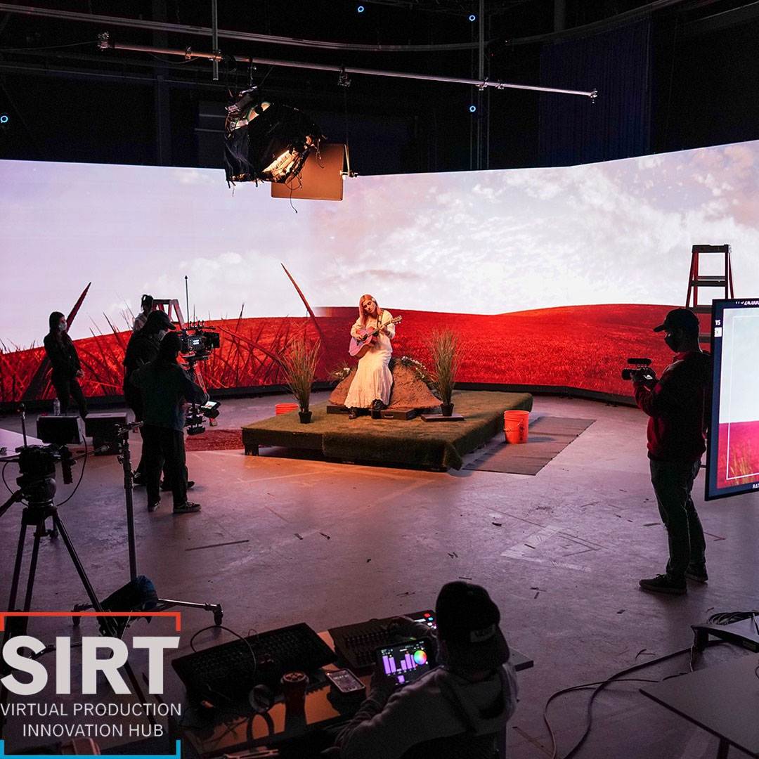 SIRT launches new Virtual Production Innovation Hub