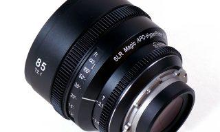 PVC Talks To SLR Magic About 2 New PL Lenses: NAB 2016