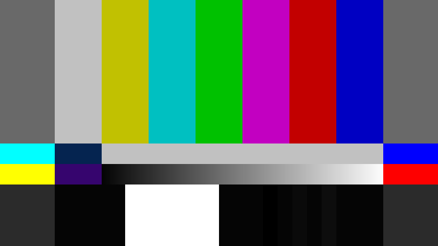 SMPTE Color Bars