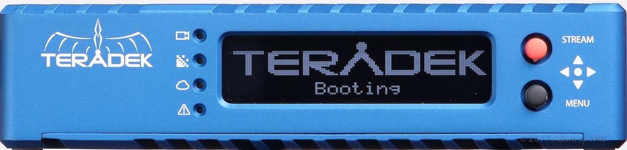 Serv Pro booting