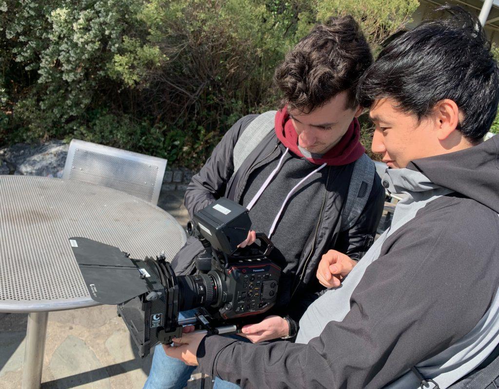 New York City's School of Visual Arts Buys 30 EVA1 5.7K Cameras 1