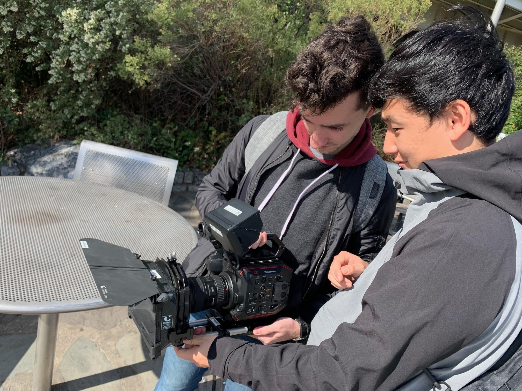 New York City's School of Visual Arts Buys 30 EVA1 5.7K Cameras 2