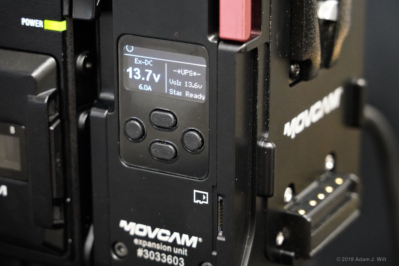 MOVCAM, right side