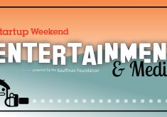 Entertainment and Media Startup Weekend