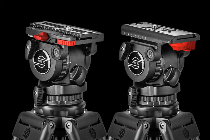 Sachtler FSB 10 : entry-level fluid head