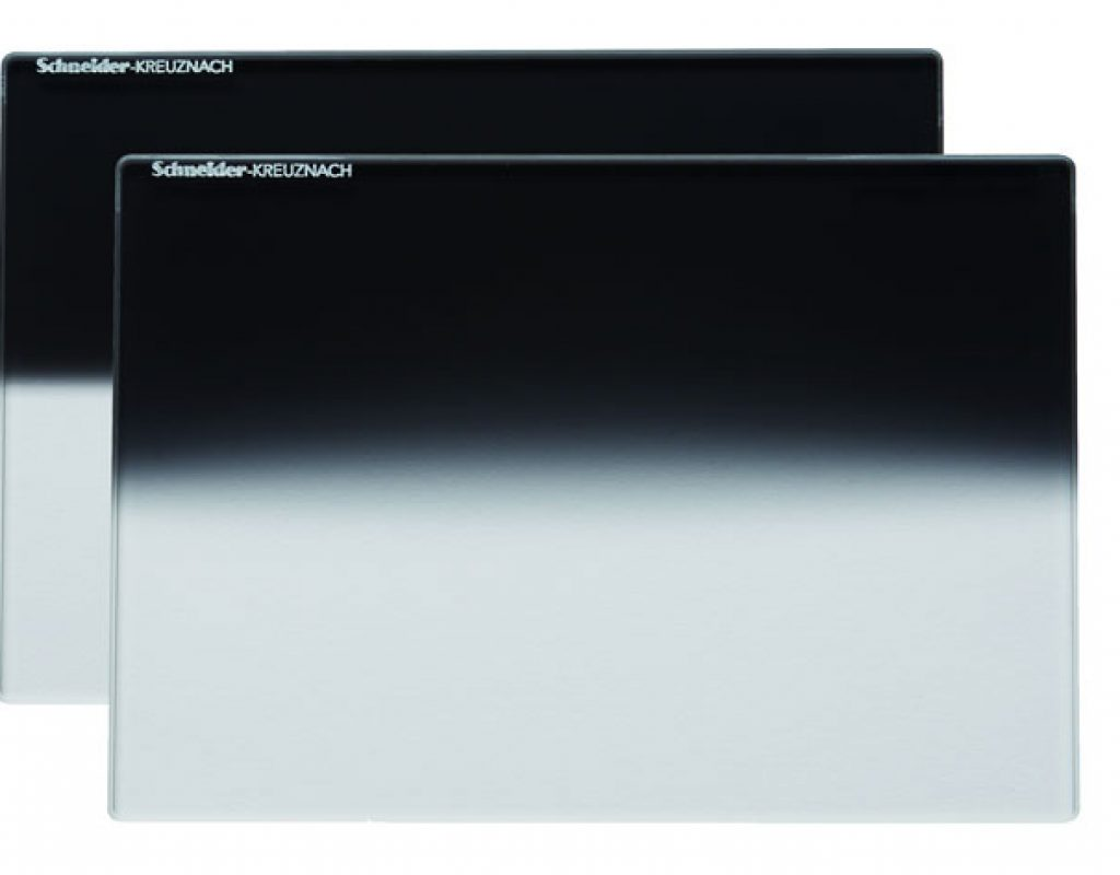 Schneider-Kreuznach announces a new line of graduated neutral density filters