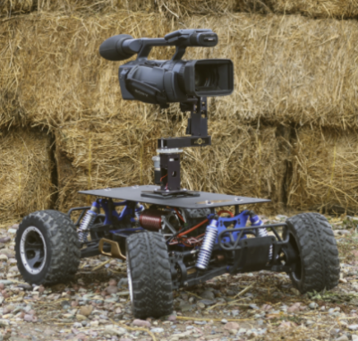 Small Cine-Rovers for video production: Part 2 - Eclipse Rovers 5