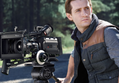 Black Shading Added To Blackmagic URSA Mini 4.6K