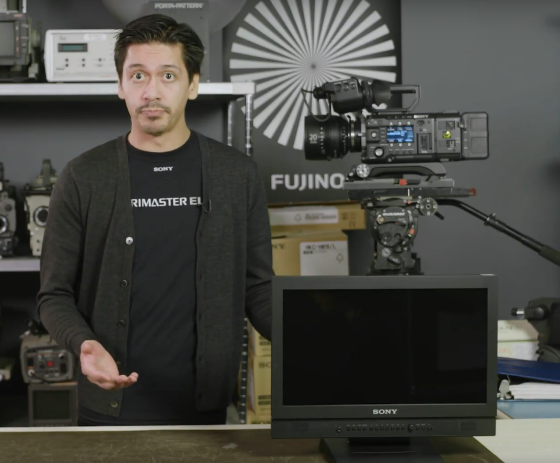 Tech Tips for LMD Monitors and Sony Cameras