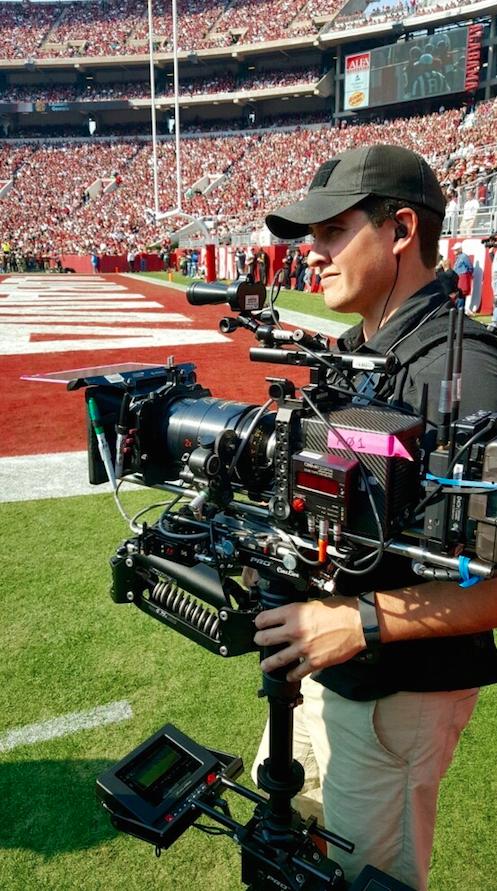Filmmaker Friday featuring Filmmaker Tony Reyes 2
