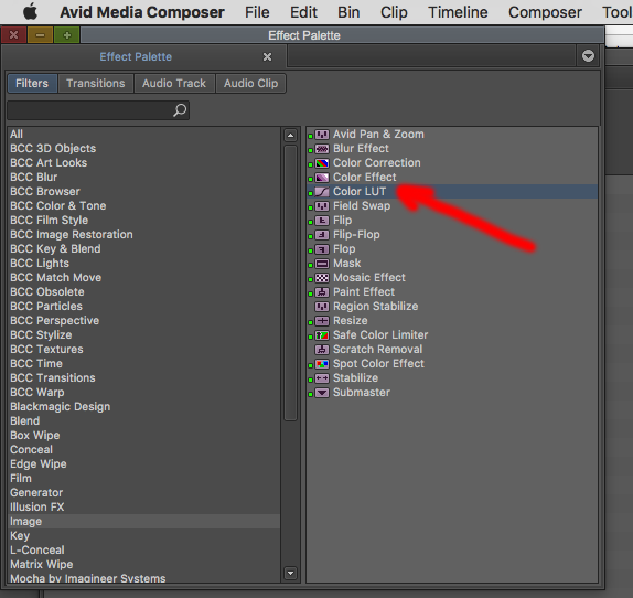 CREATING YOUR OWN DCP'S - MEDIA COMPOSER SETUP by Kevin P  McAuliffe