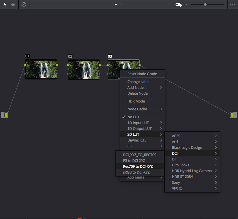 CREATING YOUR OWN DCP'S – DAVINCI RESOLVE 14 SETUP by Kevin