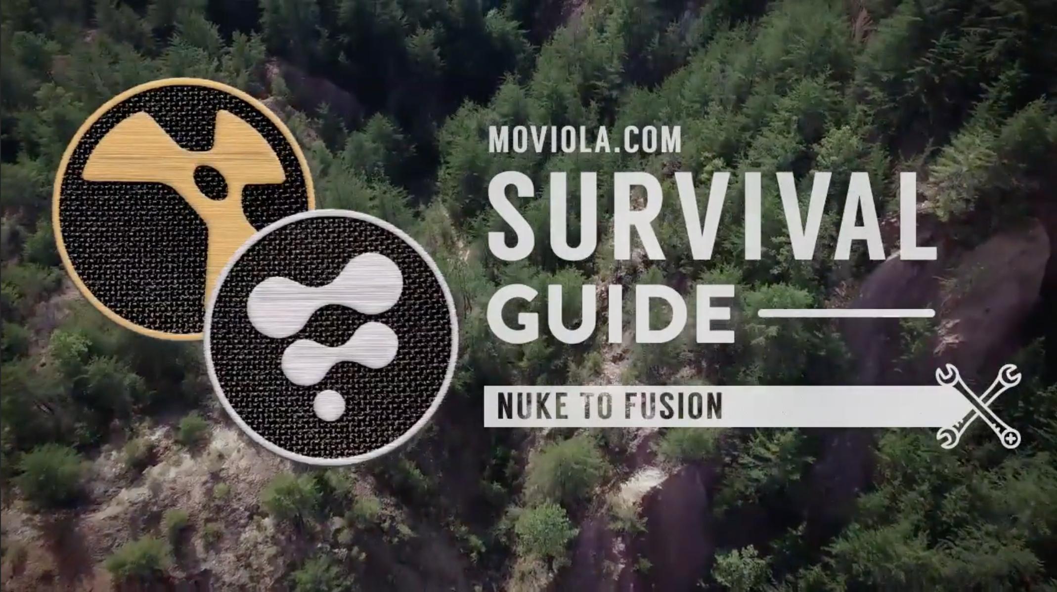 Nuke to Fusion