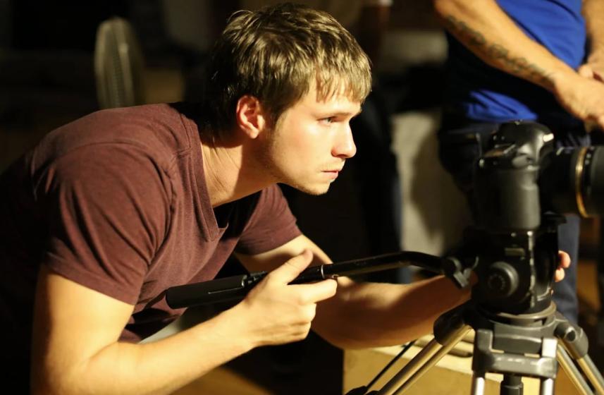 Filmmaker Friday featuring Filmmaker Joseph Adams 2