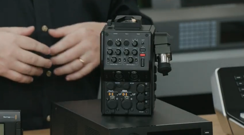 Blackmagic Feb 1st Broadcast New Products Announcements 1