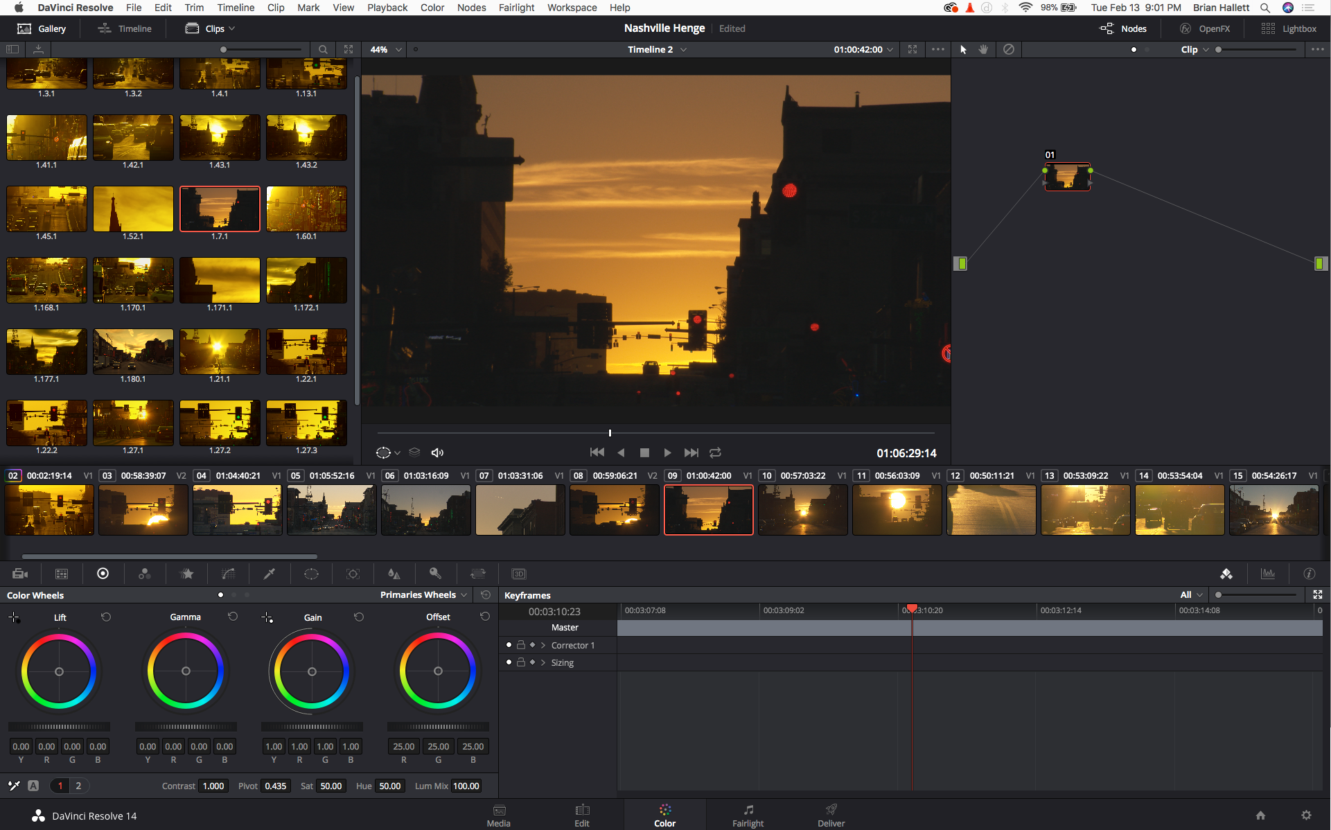 DaVinci Resolve 14 With A Mini Micro Panel Review