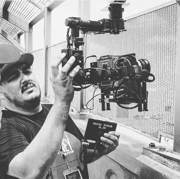 Filmmaker Friday featuring Filmmaker Orlando Briones 2