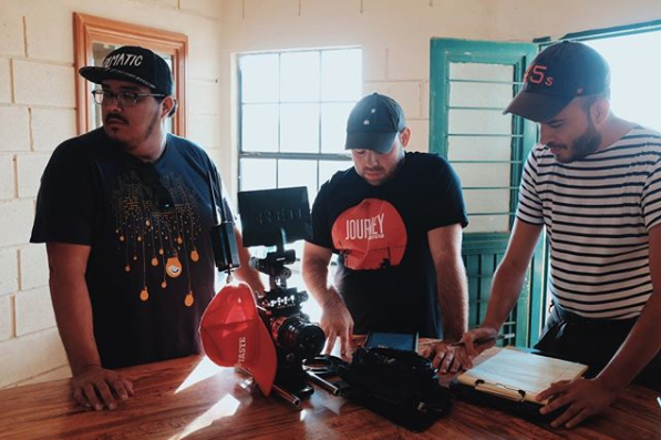 Filmmaker Friday featuring Filmmaker Orlando Briones 3