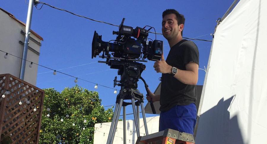 Filmtools Filmmaker Friday featuring Filmmaker Kevin Stiller 6