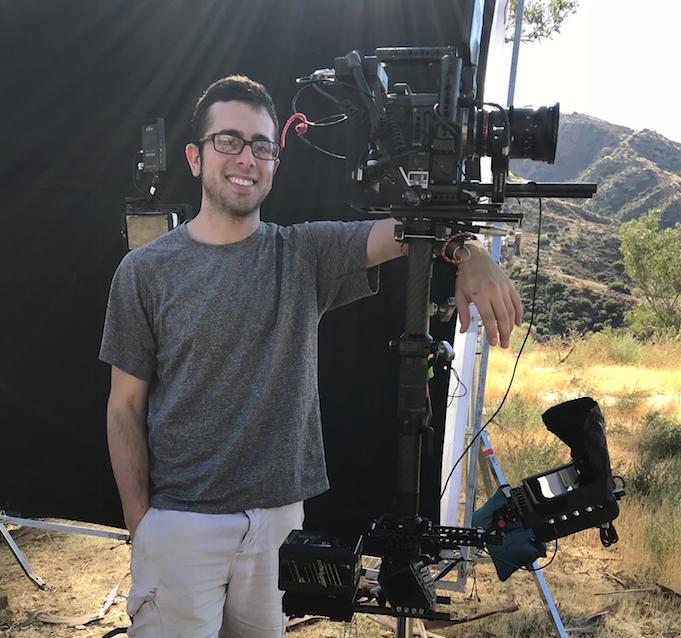 Filmtools Filmmaker Friday featuring Filmmaker Kevin Stiller 7