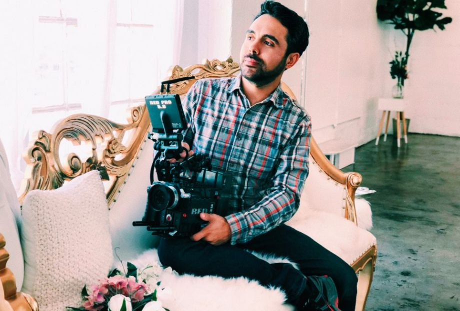 Filmmaker Friday Featuring Justin Aguirre 1