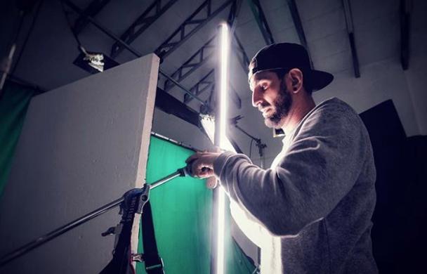 Filmmaker Friday featuring filmmaker Rick Joaquim 1