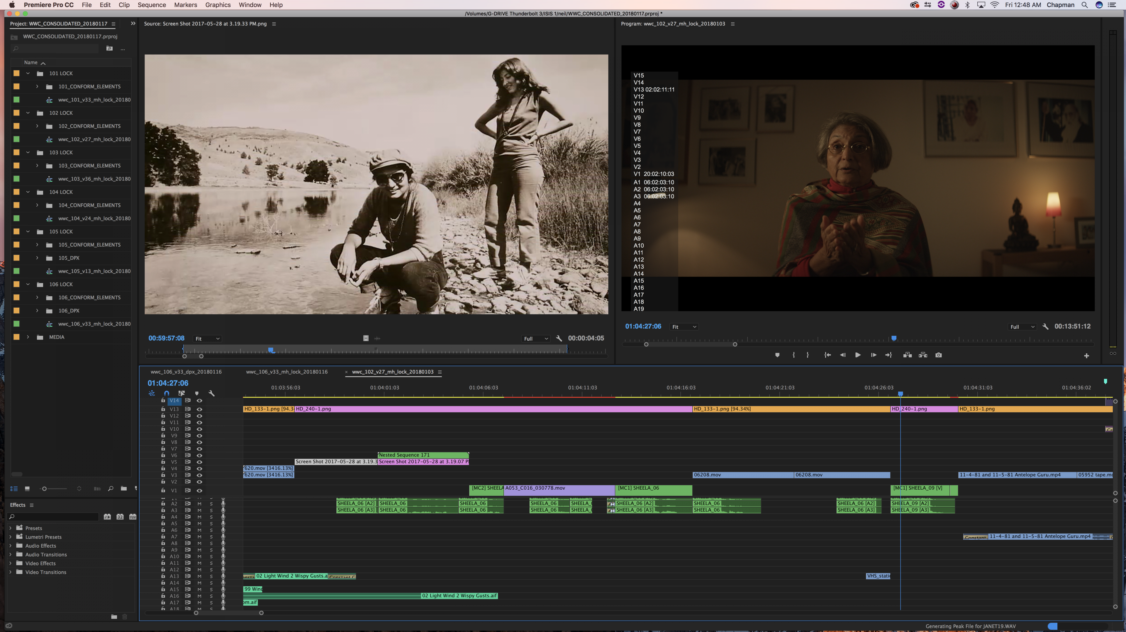 ART OF THE CUT with documentary editor Neil Meiklejohn 2