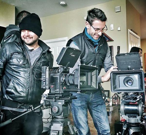 Filmtools Filmmaker Friday featuring Filmmaker Evan Zissimopulos 7