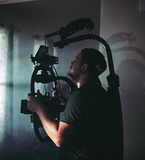 Filmmaker Friday featuring Filmmaker Justin Jones 1
