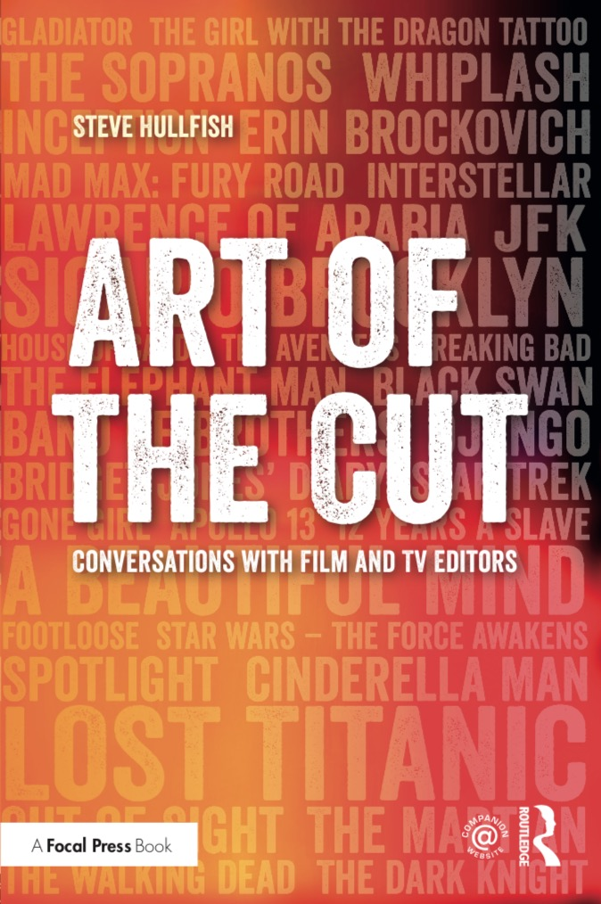 ART OF THE CUT with Emmy and ACE EDDIE winning editor, Leo Trombetta, ACE