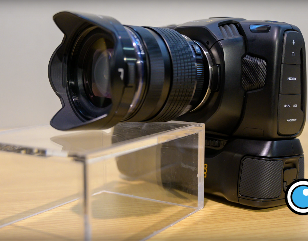 Blackmagic Pocket Cinema Camera Battery Grip