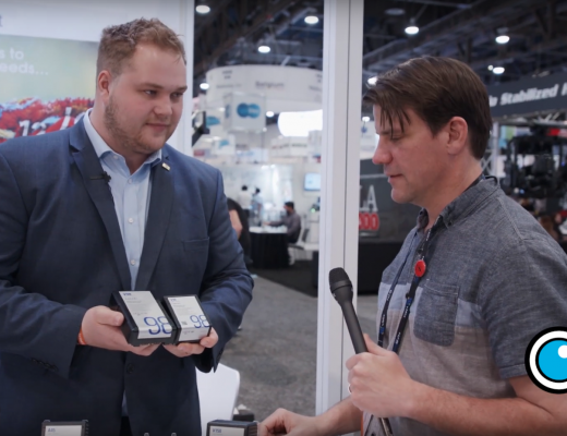 NAB 2019: Bebob shows off their V-Mount Micro Batteries 2