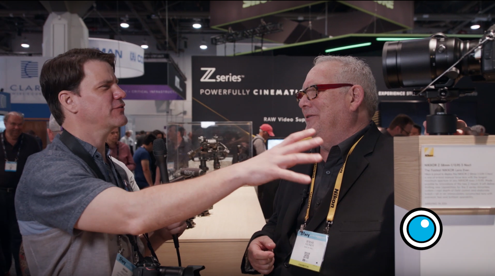NAB 2019: Nikkor Z 58mm f/0.95, The fastest lens in Nikon's History