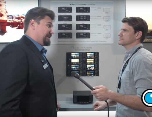 NAB 2019: AJA Ki Pro GO Multi-Channel H.264 Recorder/Player 2