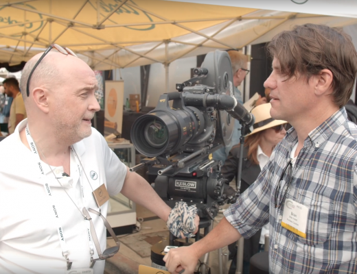 "Cine Gear 2019: Shot On Cooke. ""A Motion Gallery"""