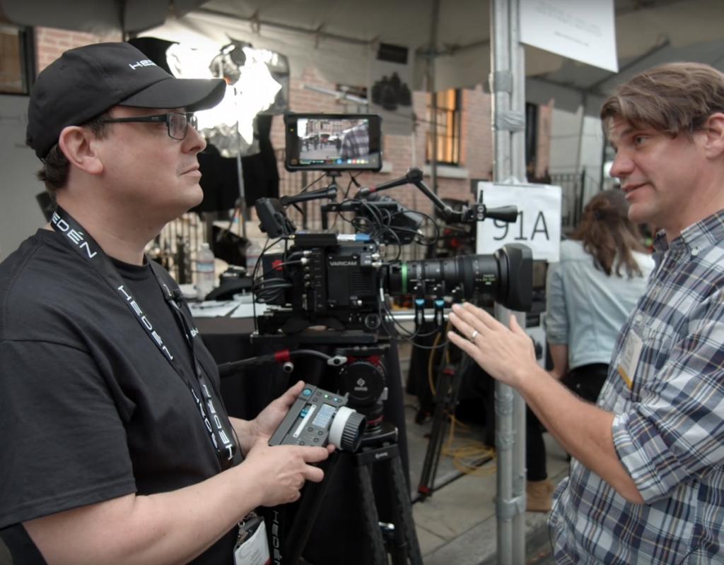 Cine Gear 2019: HEDEN Ymer-3 FIZ Wireless System 1