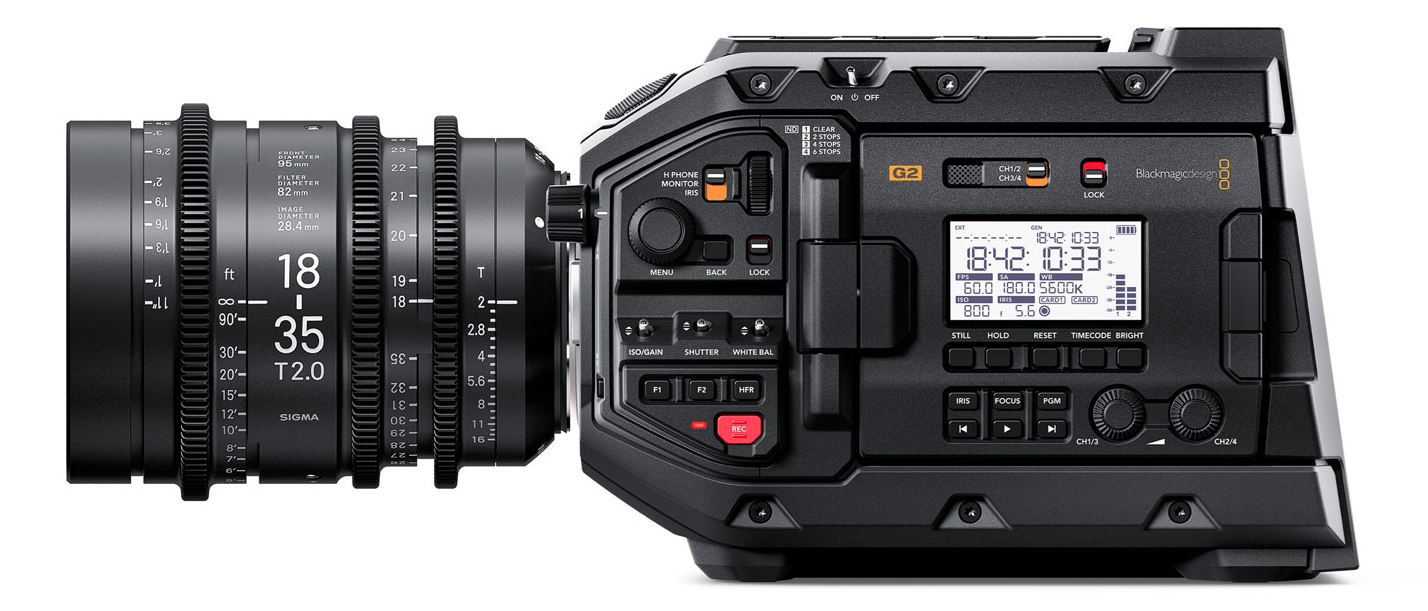 Is Blackmagic Design S Next Camera An 8k Camera