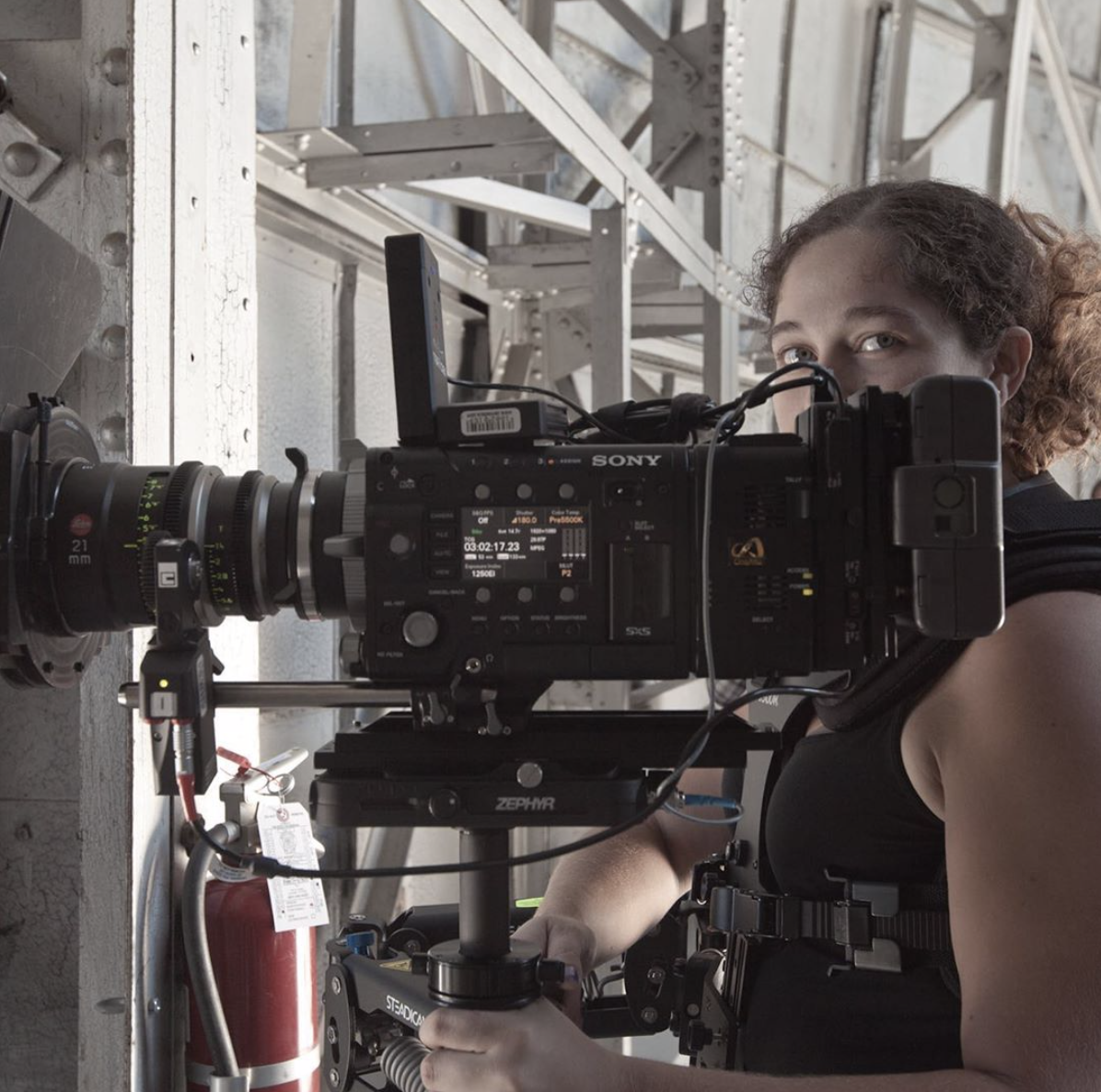 Jobs On Set: A Conversation w/ Steadicam Operator Jess Lopez, SOC