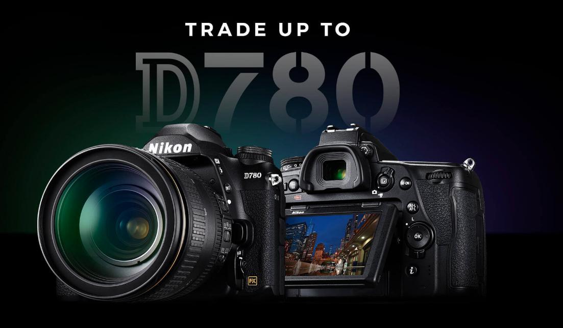 Nikon Trade Up Trade-In