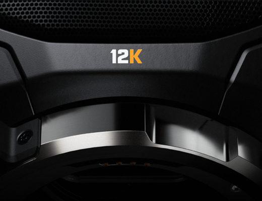 URSA Mini Pro 12K