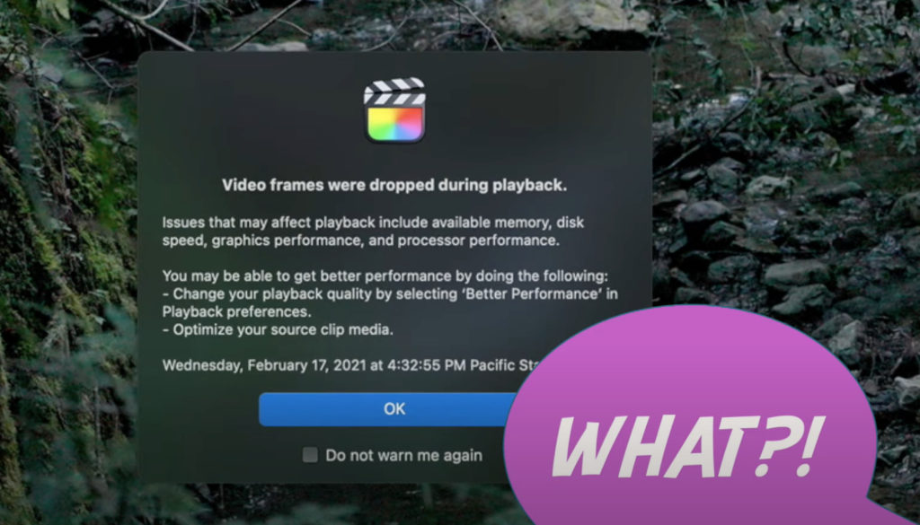 Using Camera-Generated Proxies in Final Cut Pro 1