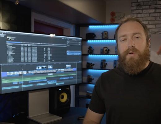 Audio Finishing using Roles in Final Cut Pro 10