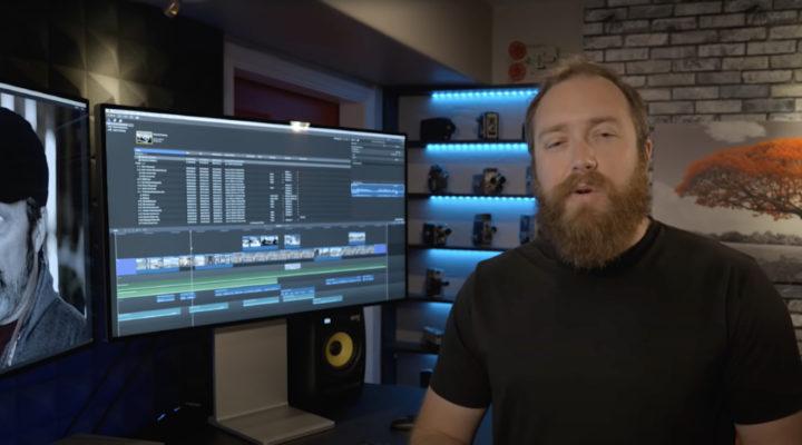 Audio Finishing using Roles in Final Cut Pro 1