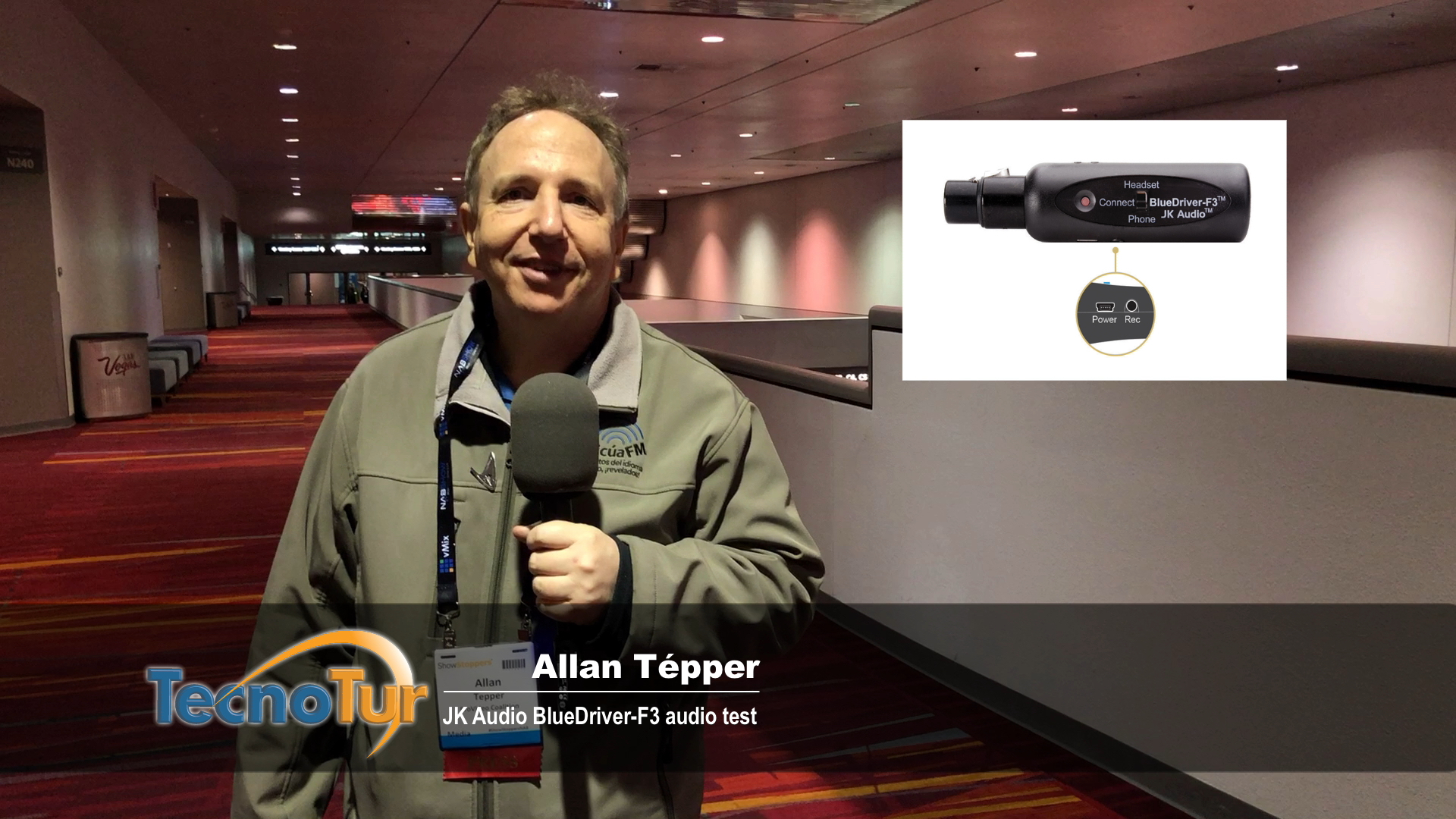 Review: JK Audio BlueDriver-F3 wireless Bluetooth transceiver for ENG 12