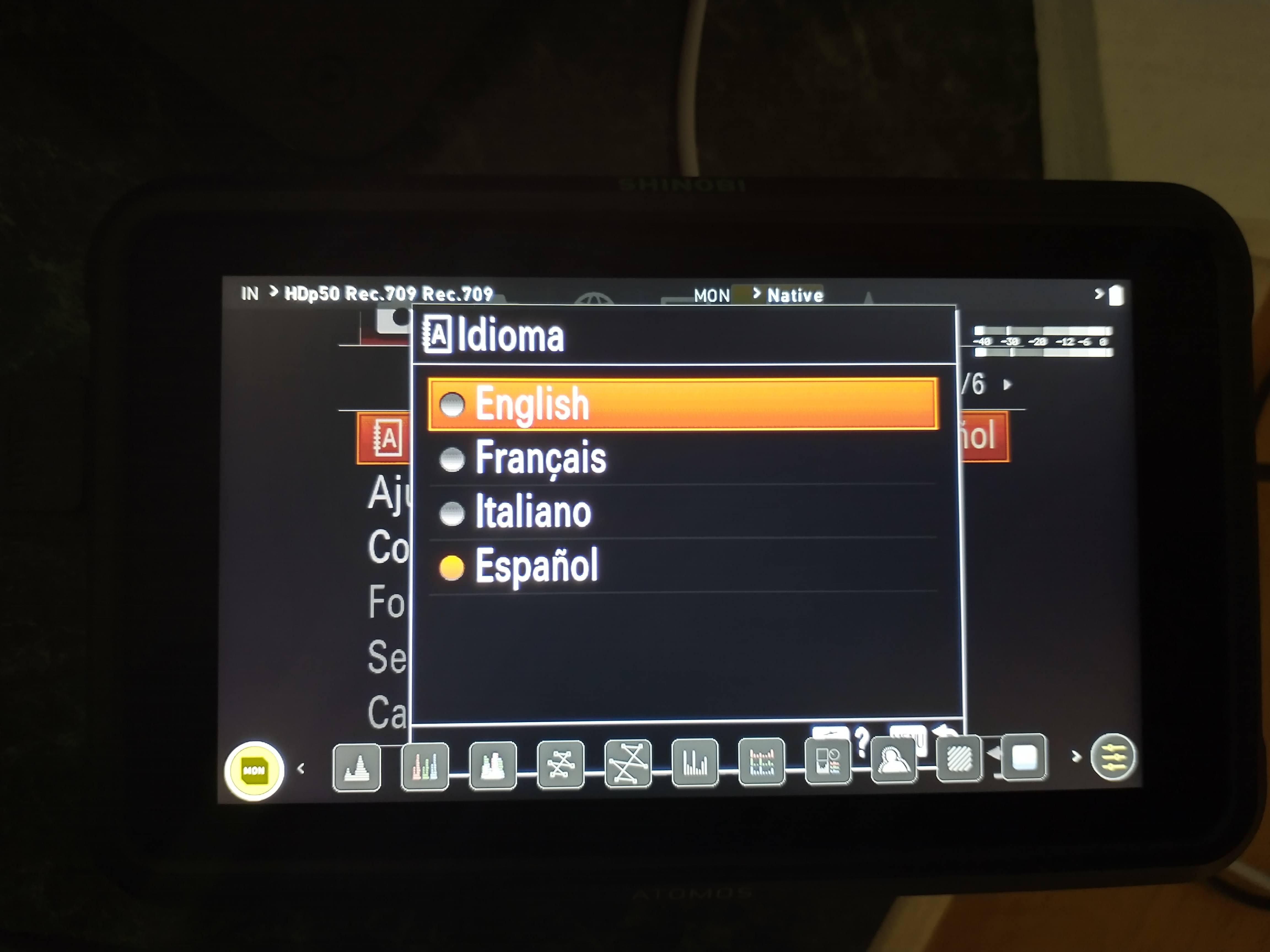 Sony ZV-1 camera framerate shyness + outgoing modes via HDMI & USB 25