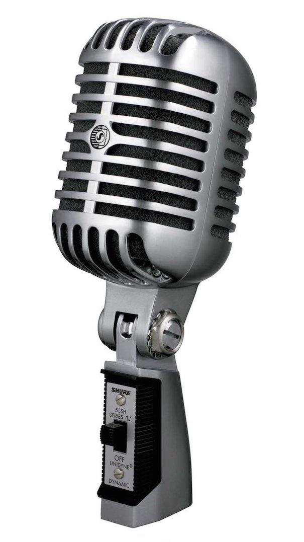 Shure Elvis mic