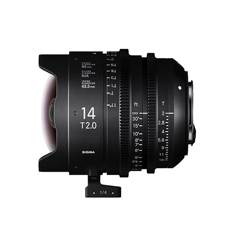 Sigma Announces New Lenses and Prices: NAB 2017 Video 2