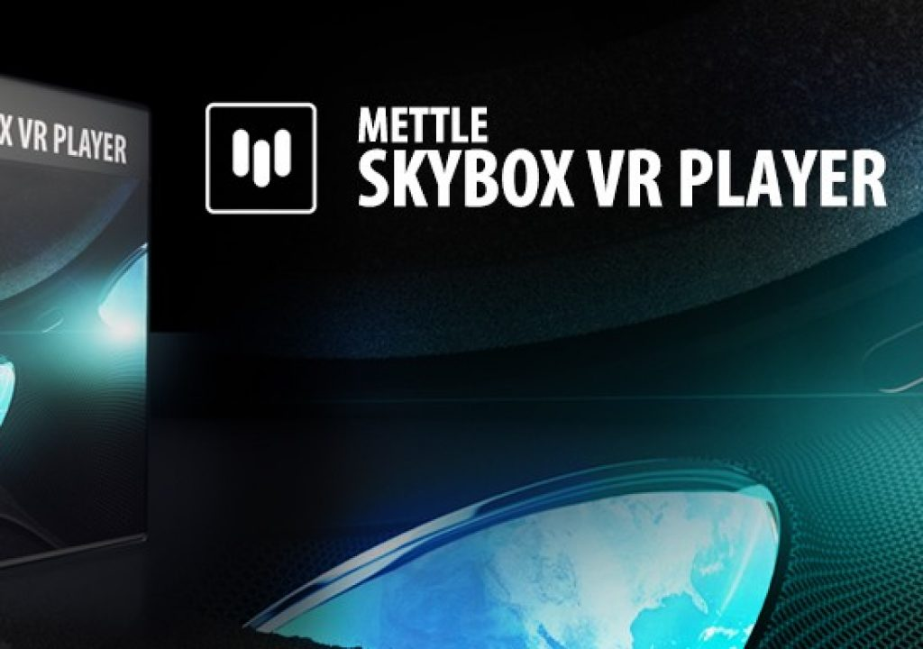 Mettle Announces Free SkyBox VR Player 1