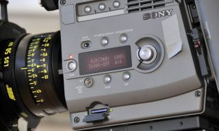 The Sony F35 and ND Filters